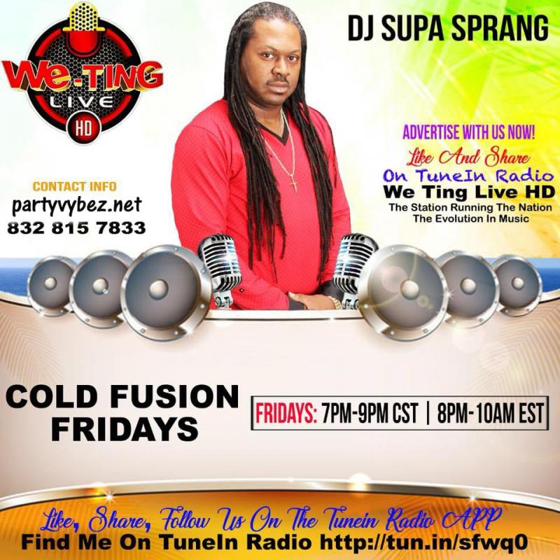 COLD FUZION FRIDAYS